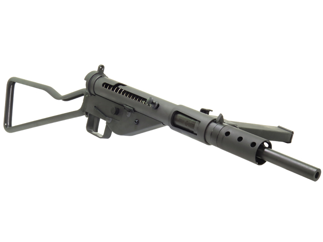 NORTHEAST Airsoft - (Discontinued)STEN GBB, Chinese Contract MK.2, Skeleton Stock